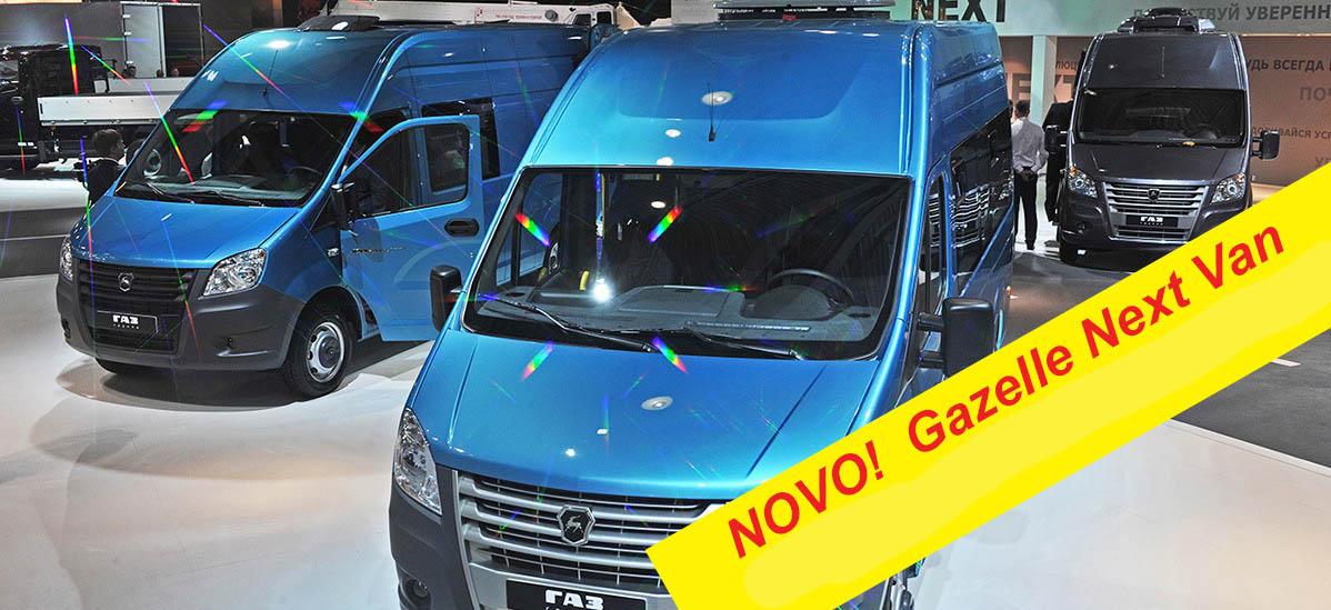 gazelle_next_van_novo_